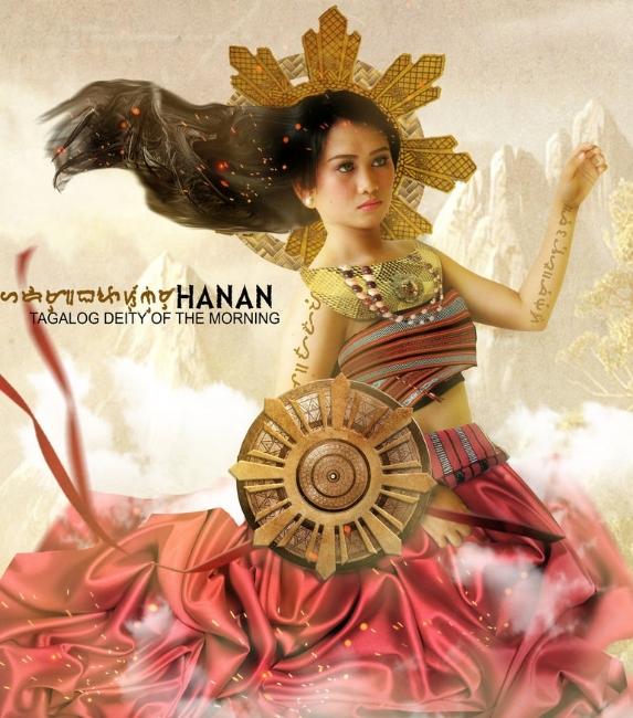 hanan tagalog goddess of dawn full moon in scorpio hella pinay