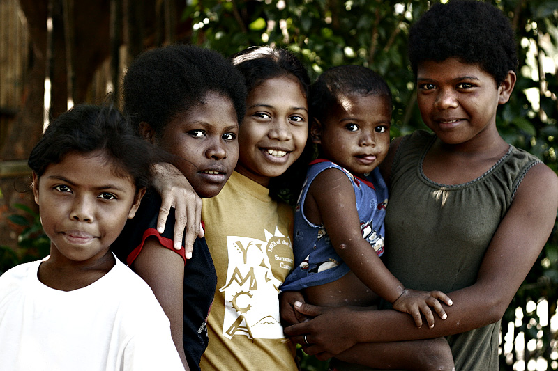 Aeta people in Luzon / Photo cred: Originalpeople.org