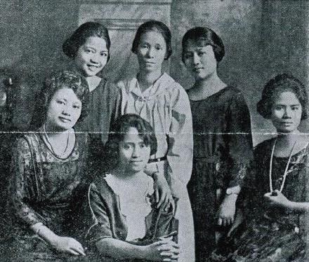Filipina Pensionadas. Source: Jennifer Hallock