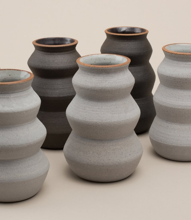 Sculptural Banga Vases ($86 each)