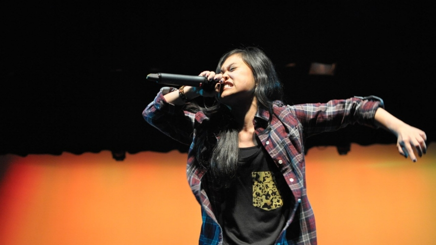 Ruby Ibarra (Photo: Ozy.com )