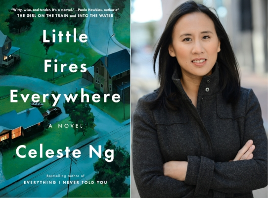 Little Fires Everywhere  (2017) by Celeste Ng