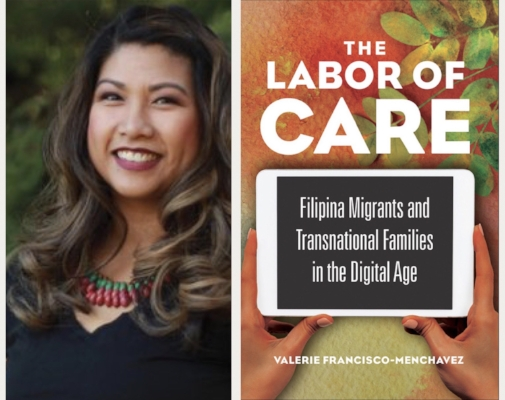The Labor of Care  (2018) by Valerie Francisco-Menchavez