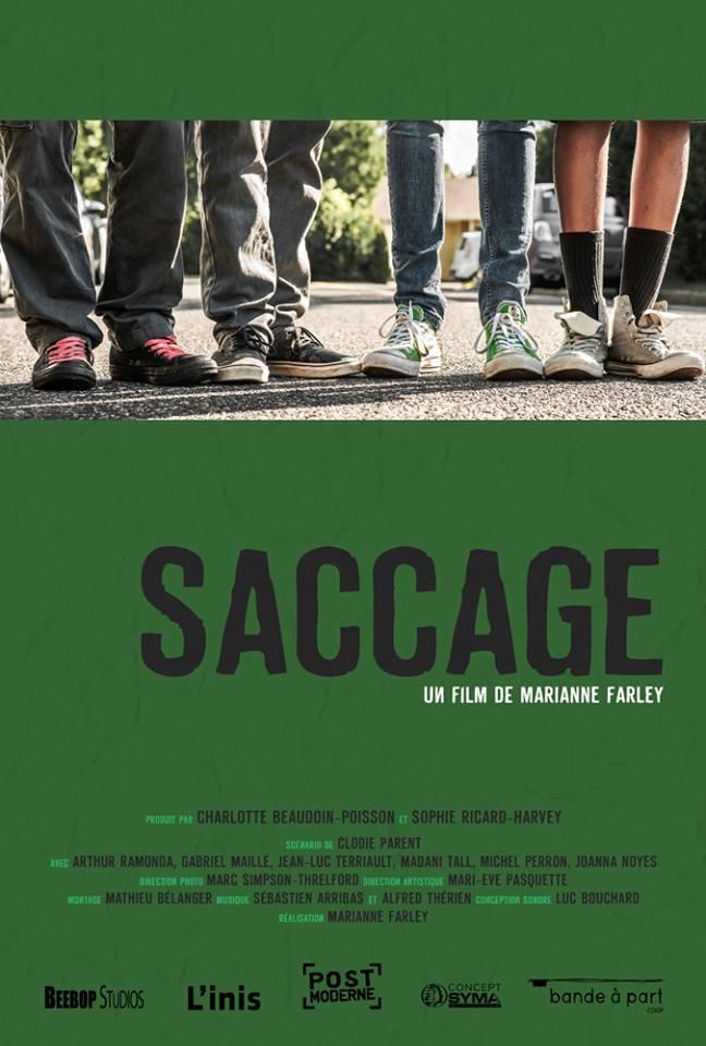 Saccage / court métrage