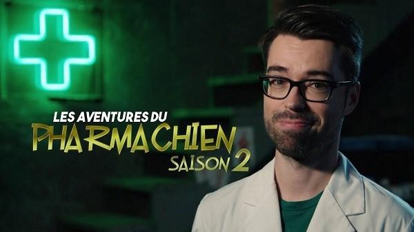 Les aventures du Pharmachien / Série télé documentaire