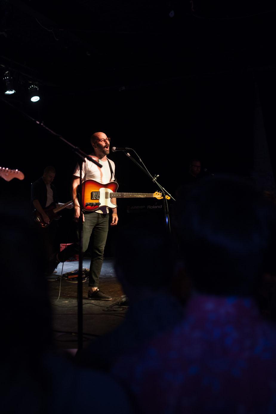 Citizens & Saints Lead Vocalist - Zach
