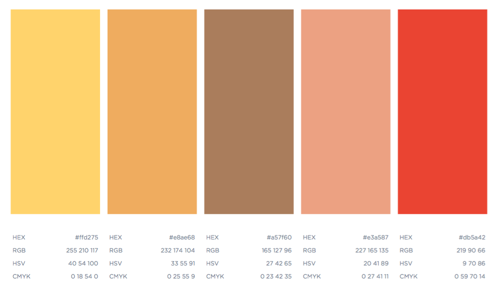 New  Glossier  Color Palette