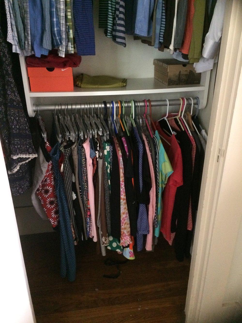 Closet View