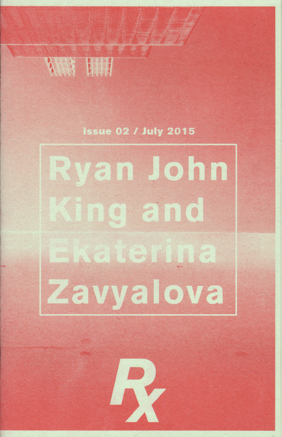 Perscriptions Rx Magazine - Ryan John King and Ekaterina Zavyalova - July 2015