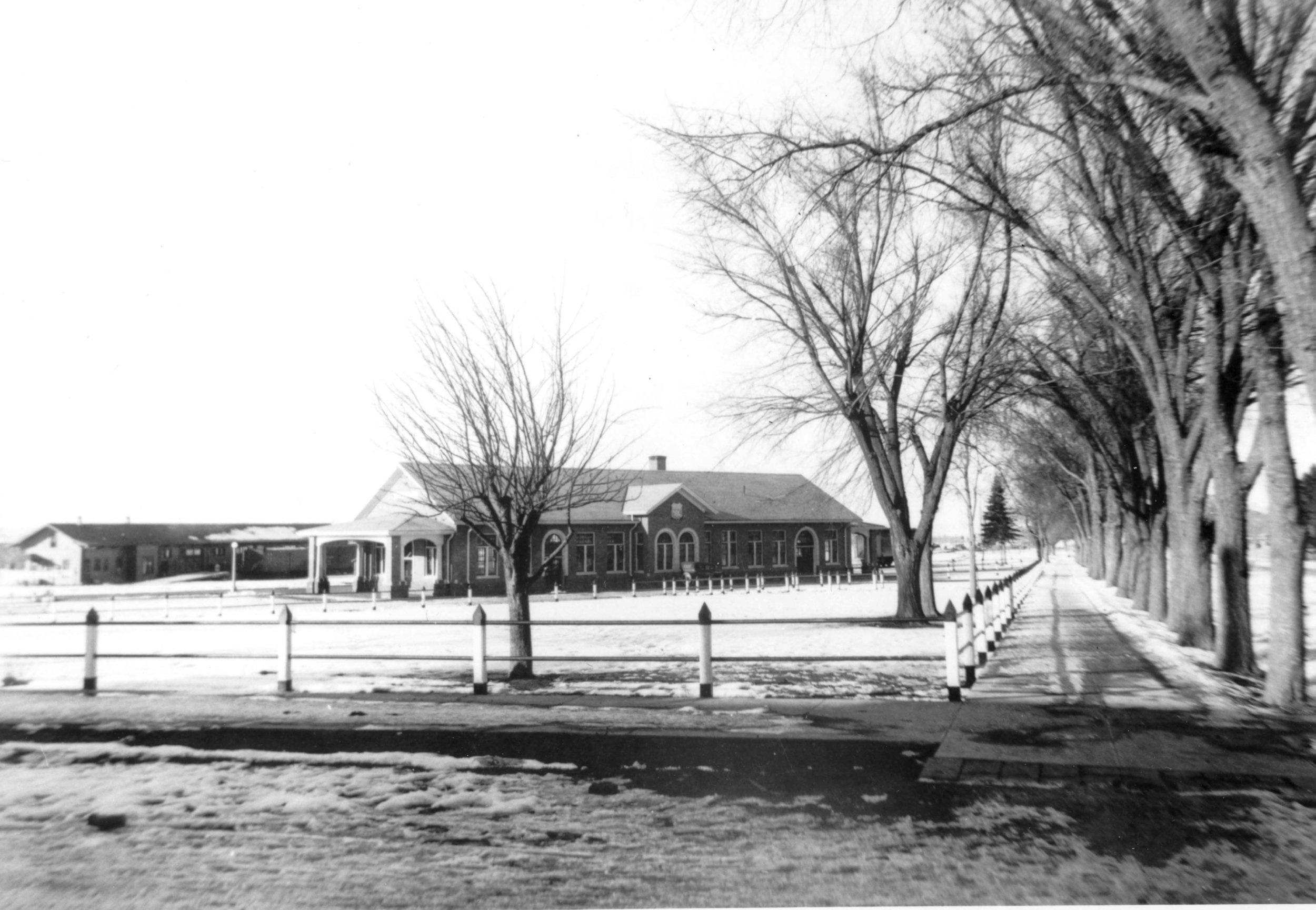 Cedar City Railroad Depot
