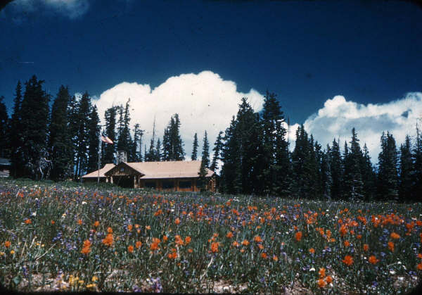 The Cedar Breaks Lodge