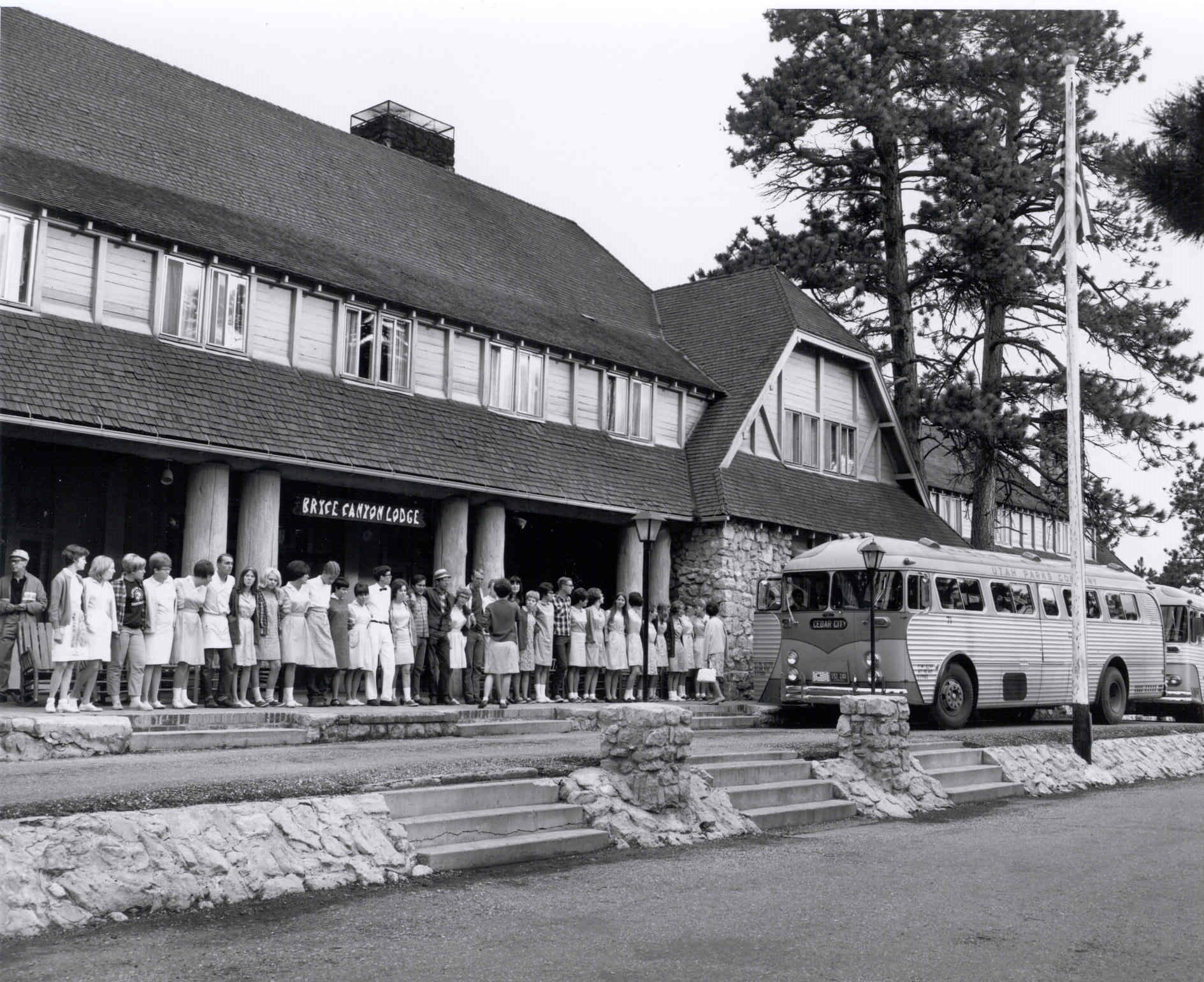 The Bryce Canyon Lodge