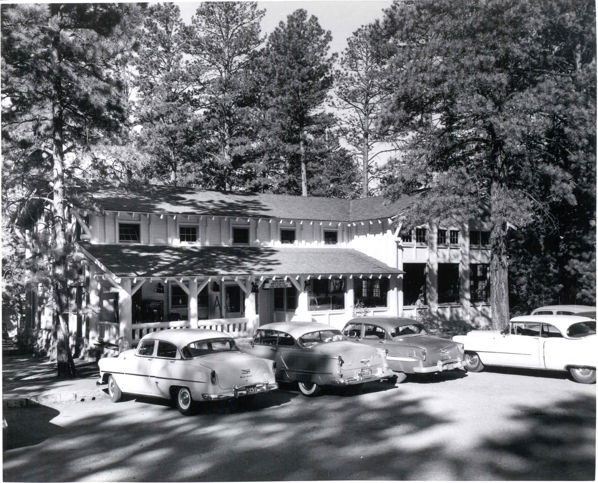 The Inn at the North Rim