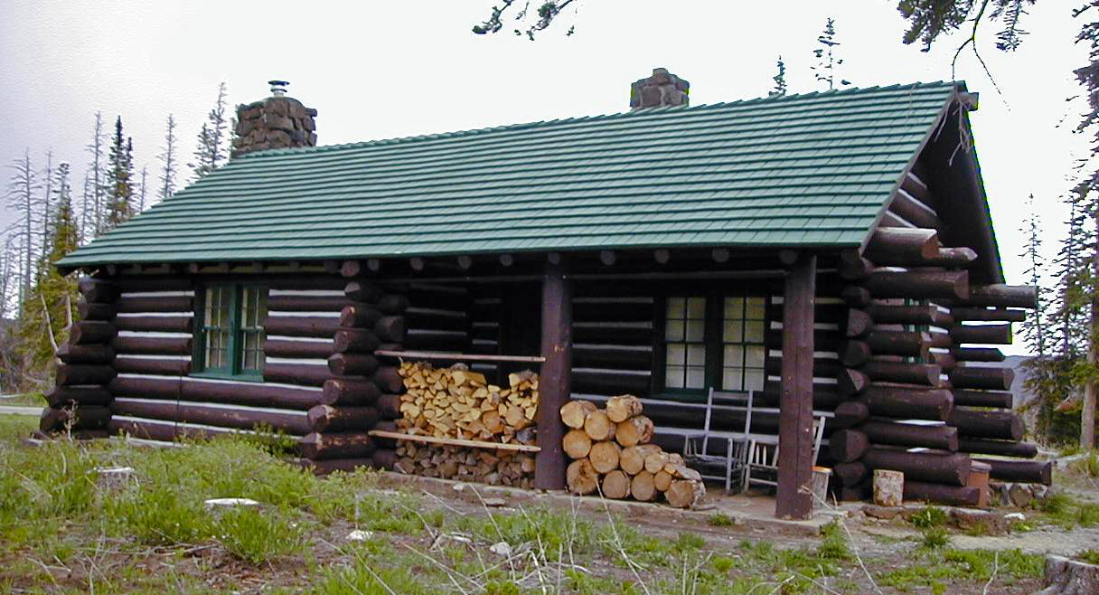 Caretaker's Cabin at Cedar Breaks Courtesy of Samantha Kirkley