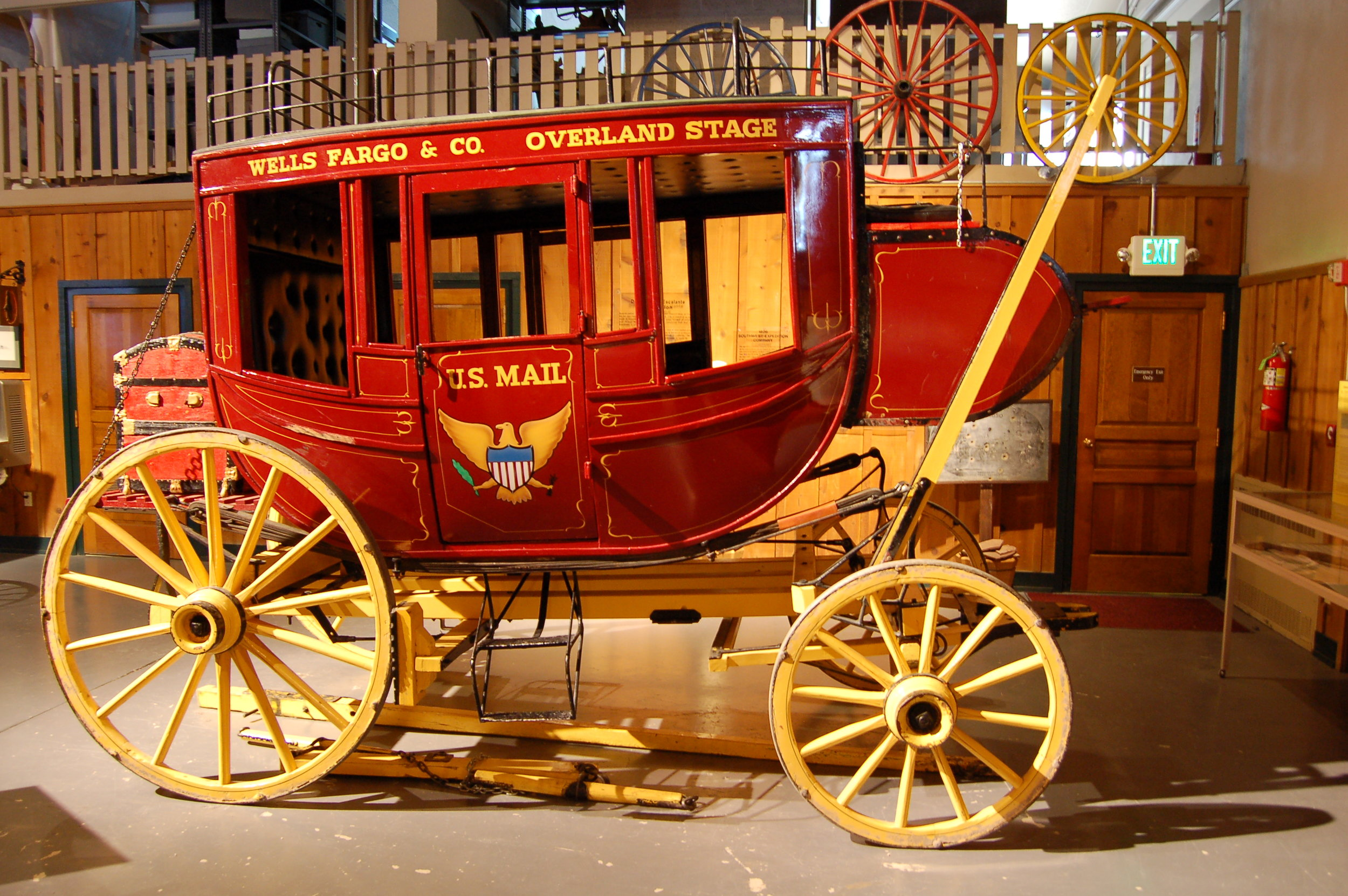 The Parry Stagecoach