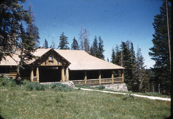 Cedar Breaks Lodge - July 1949