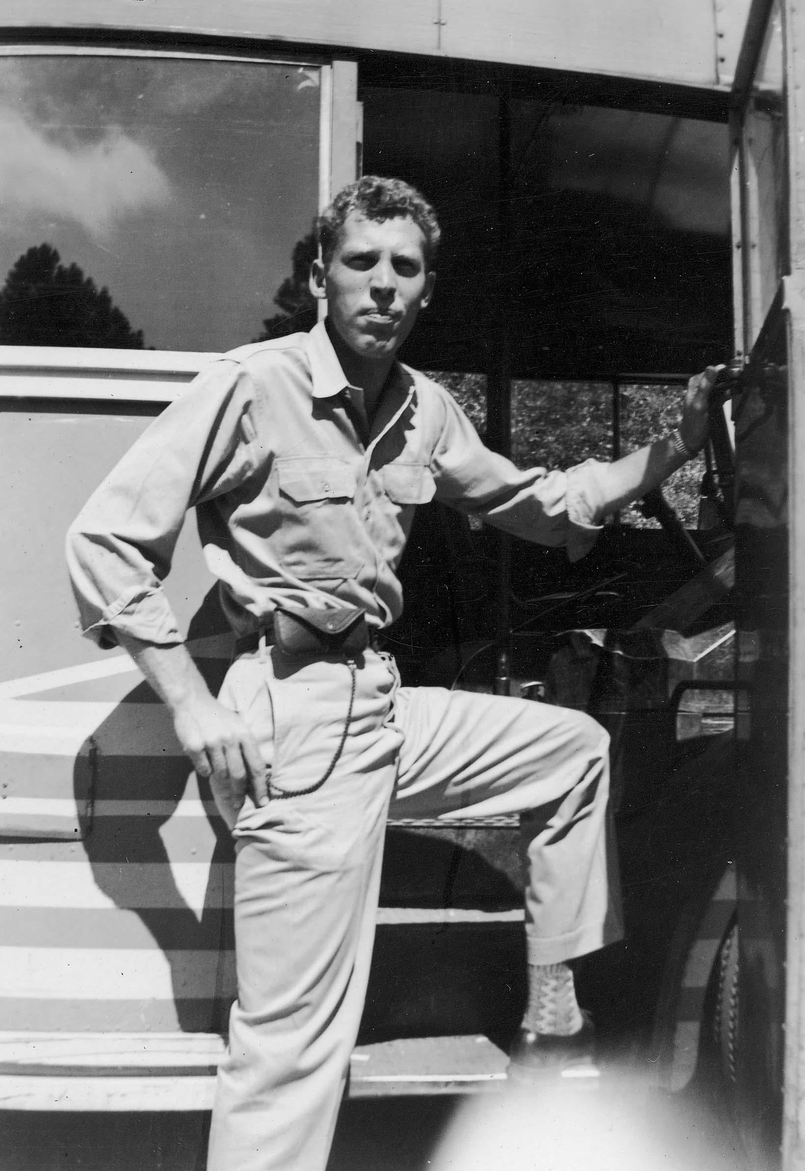 Driver Ike Beem