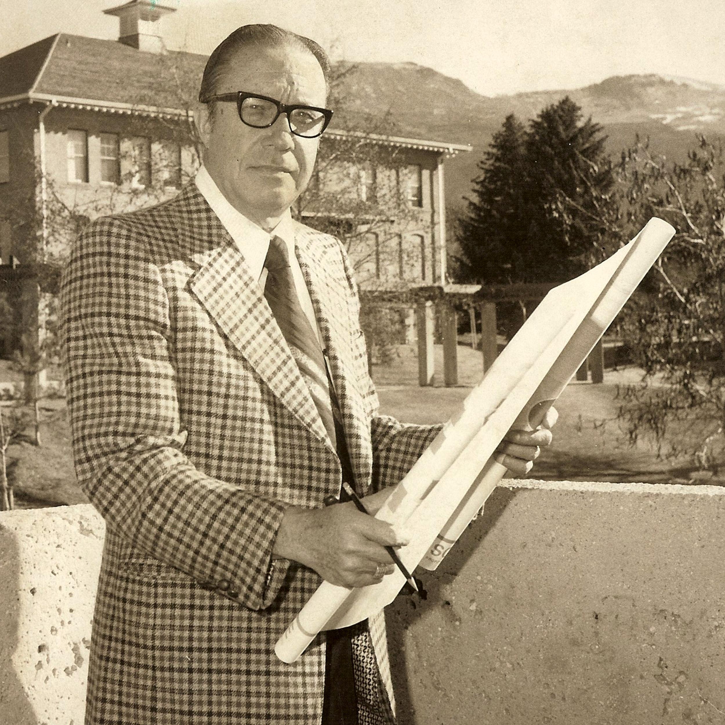 Royden C. Braithwaite, 1976