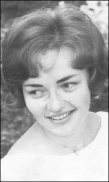 Brenda Barrett Orton Circa 1962