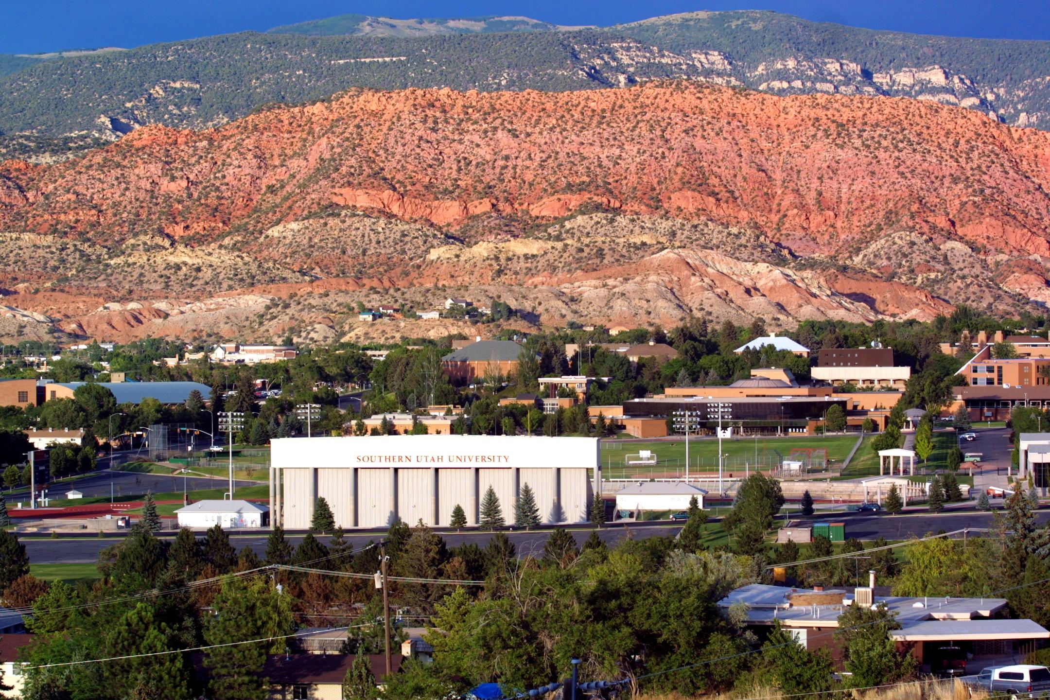 Southern Utah University today.