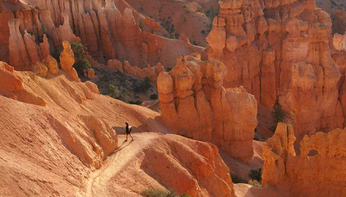 Navajo Loop at Bryce Canyon. Photo courtesy of takemytrip.com