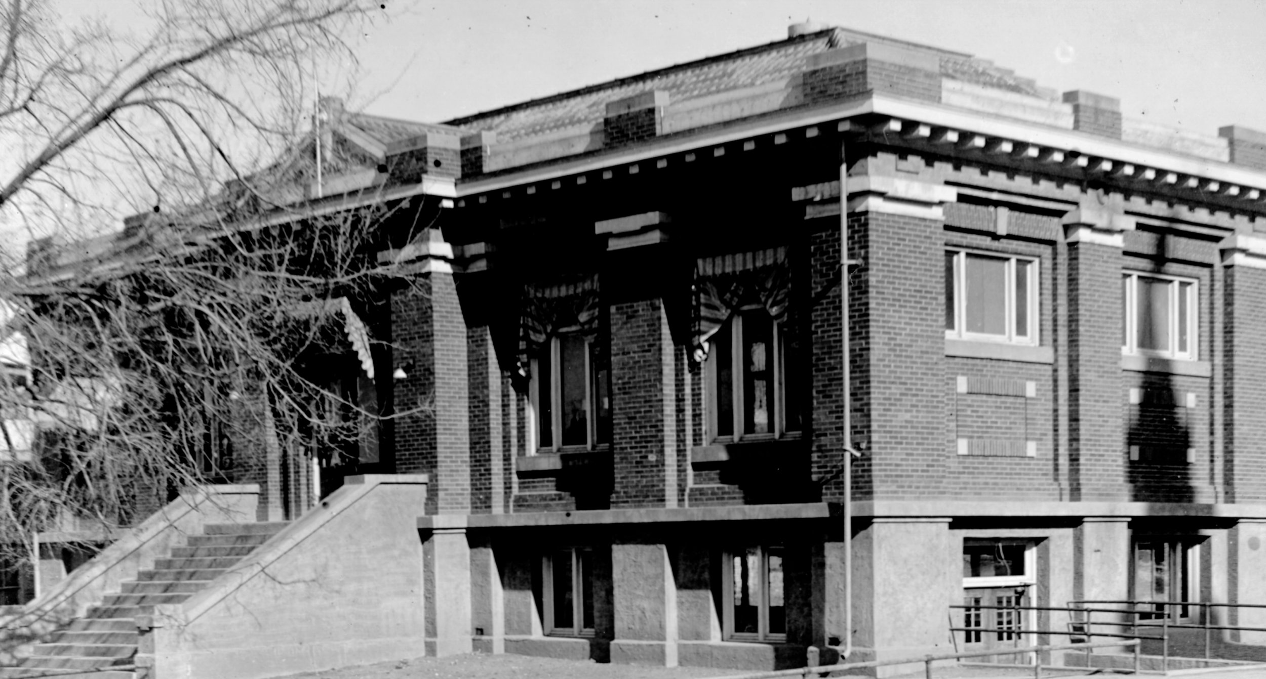 Cedar City's Carnegie Library