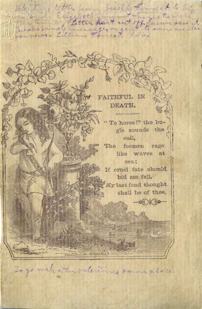 Faithful in Death - Courtesy of the Kansas History Museum