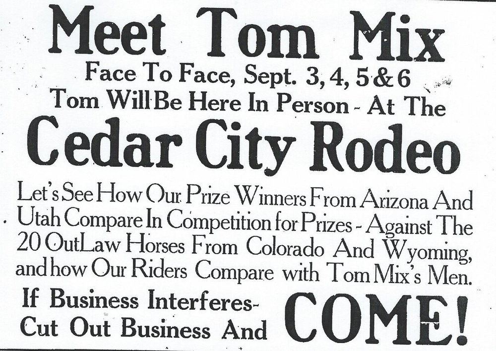 The Iron County Record August 15, 1924
