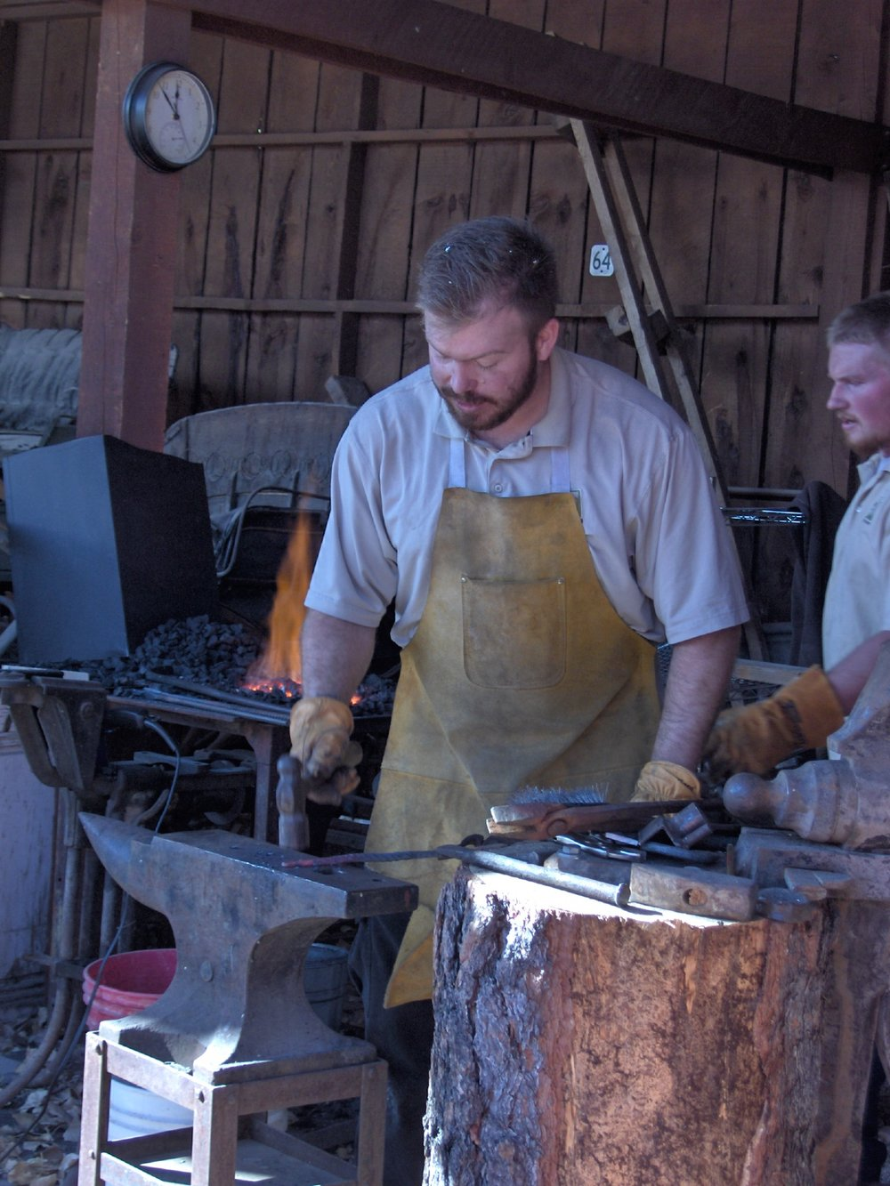 Our Museum Blacksmith
