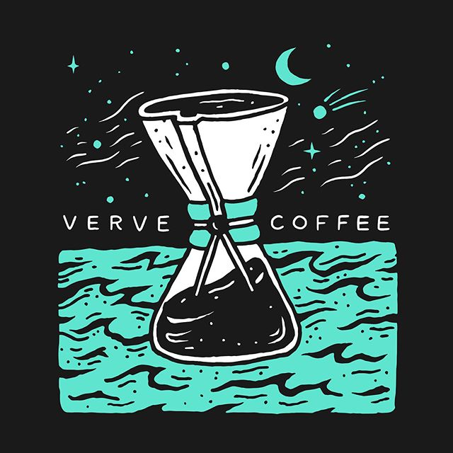 Another piece of Verve merch - this time on an insulated travel mug. Chemex is my coffee brewer of choice most days. It's old faithful. It's cosmic. It's as rhythmic as the sea...it just makes good coffee, especially when you put some @vervecoffee in that filter! I WANT TO BELIEVE. 👽✌🏼✨☕️