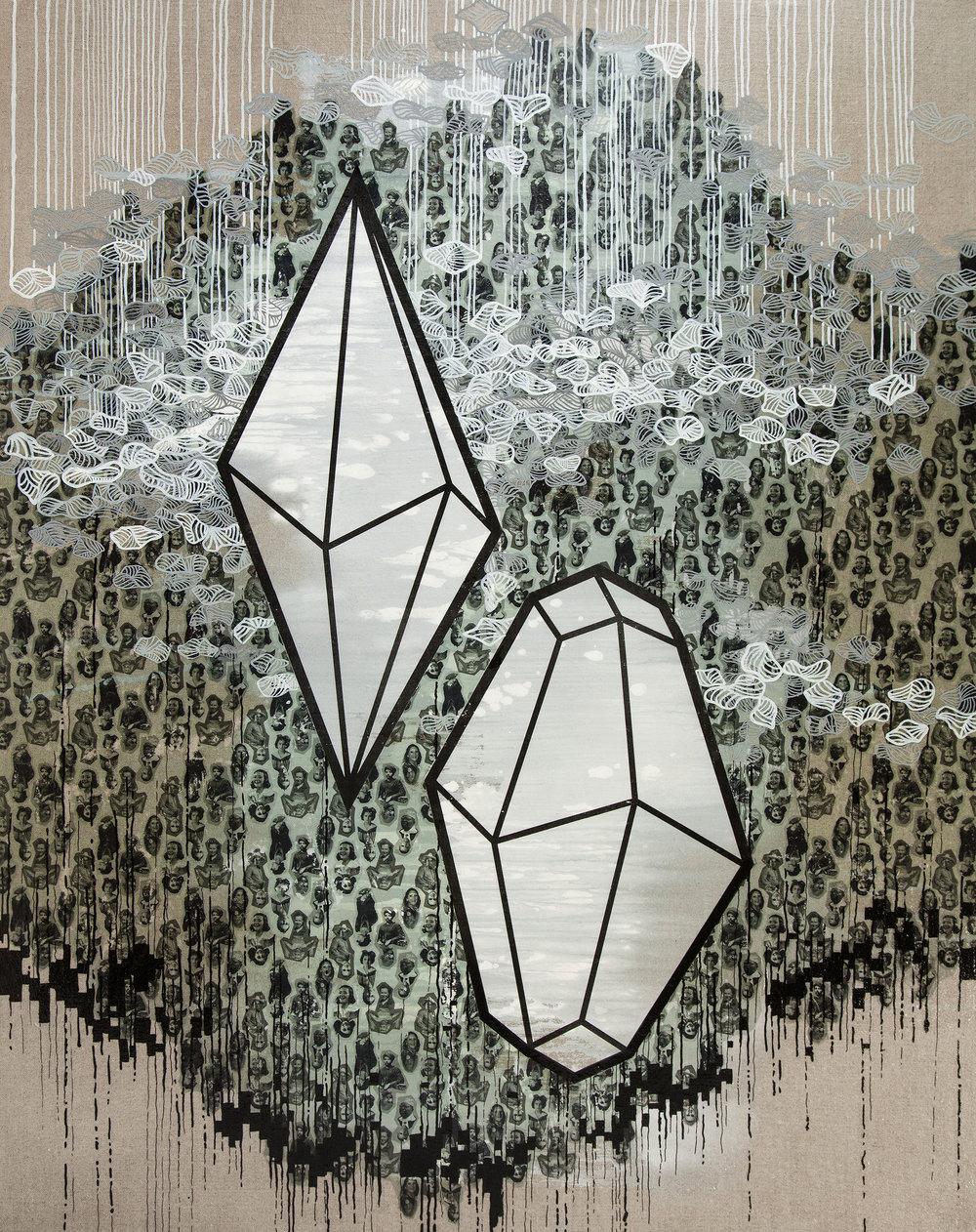 Polymorphs – Aragonite and Calcite