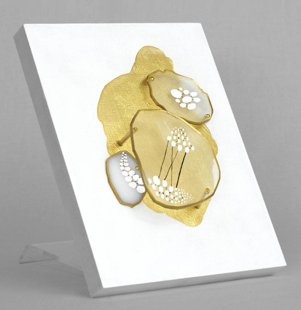Stone Slices 2 –– SOLD