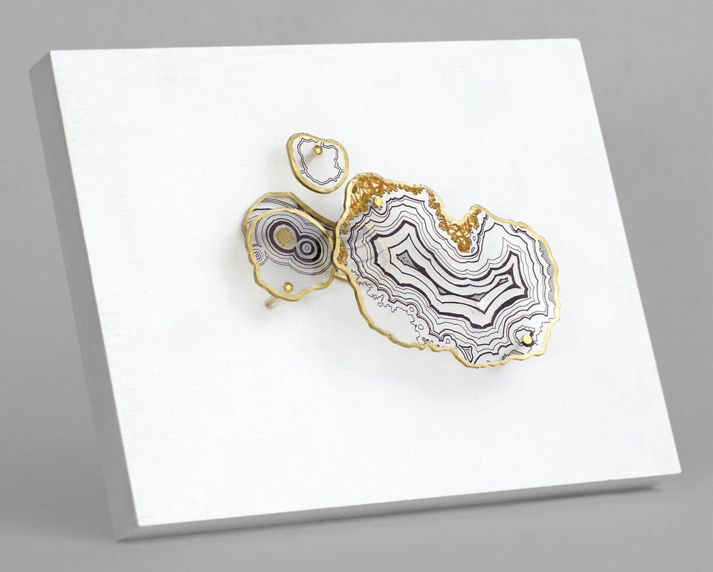 Agate Slices 1 –– SOLD