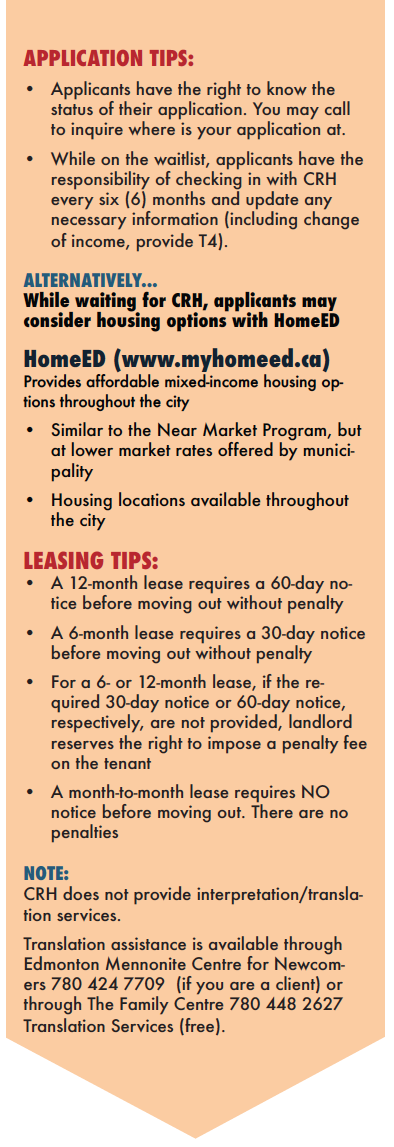 Stride - Tenant and Housing Tips