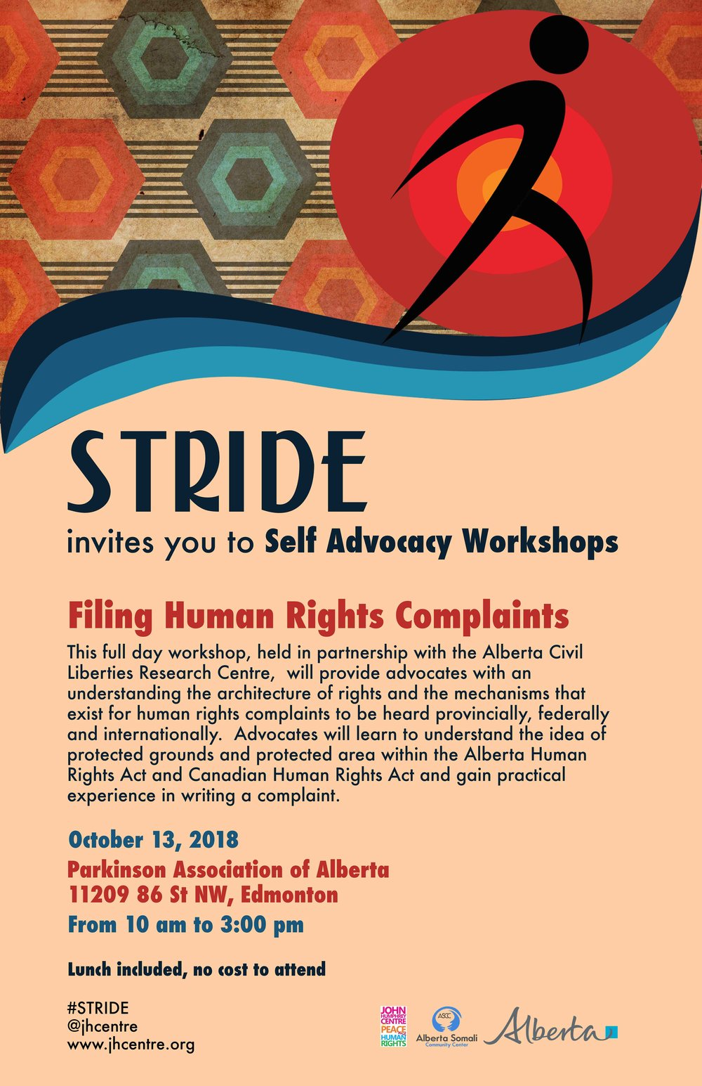 Stride Human Rights Complaint - Edmonton workshop