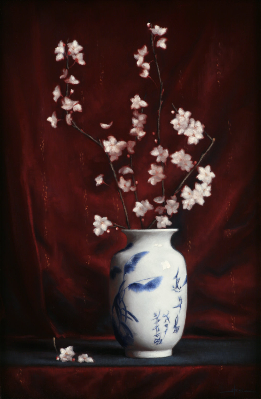 Chinese Vase with Almond Blossoms.jpg