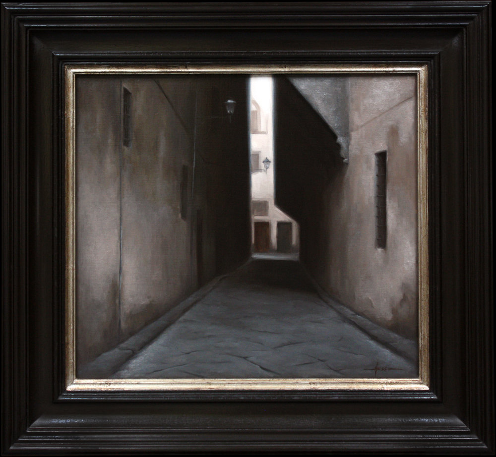 Via delle Brache, 130 years after Sargent (Frame).jpg