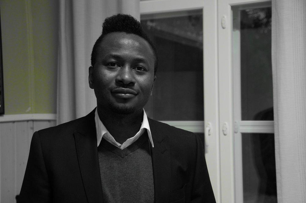"Michael ""ME"" Ekeghasi, Founder and CEO, Originax Oy"