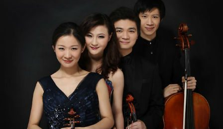 The Amber Quartet