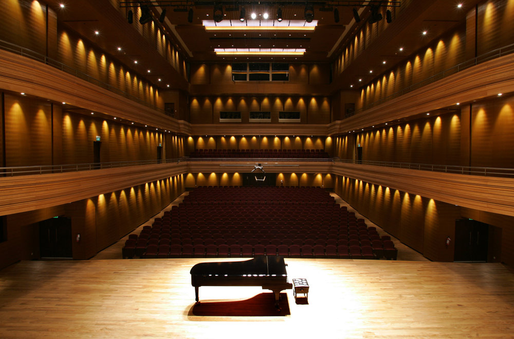 Conservatory Concert Hall