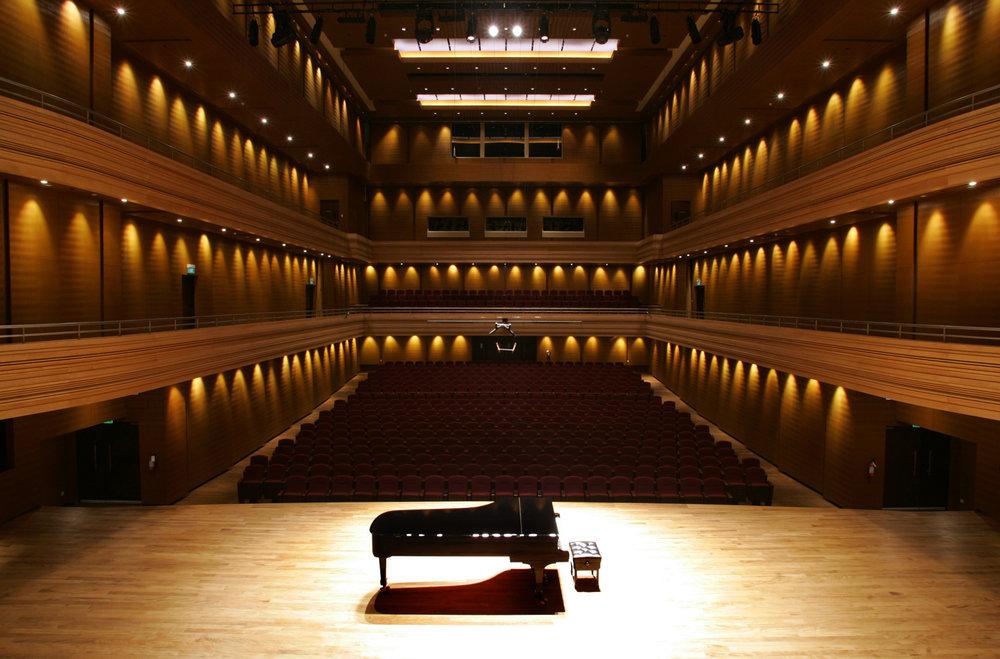 Conservatory Concert Hall