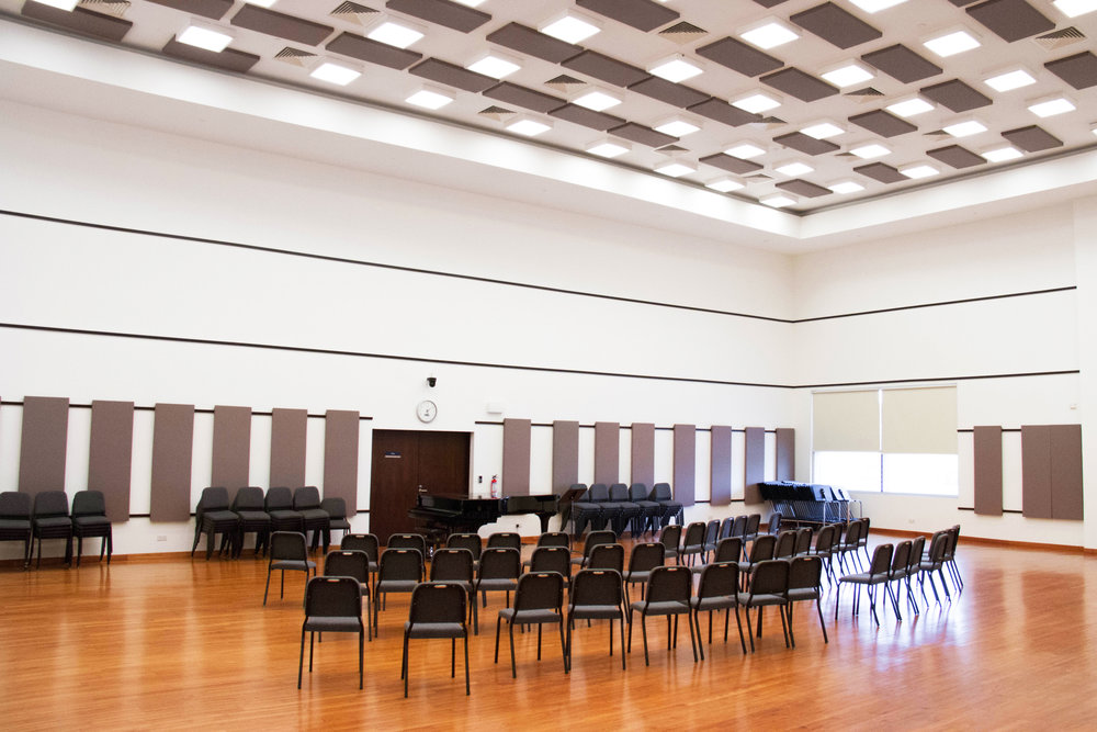 Conservatory Orchestra Hall