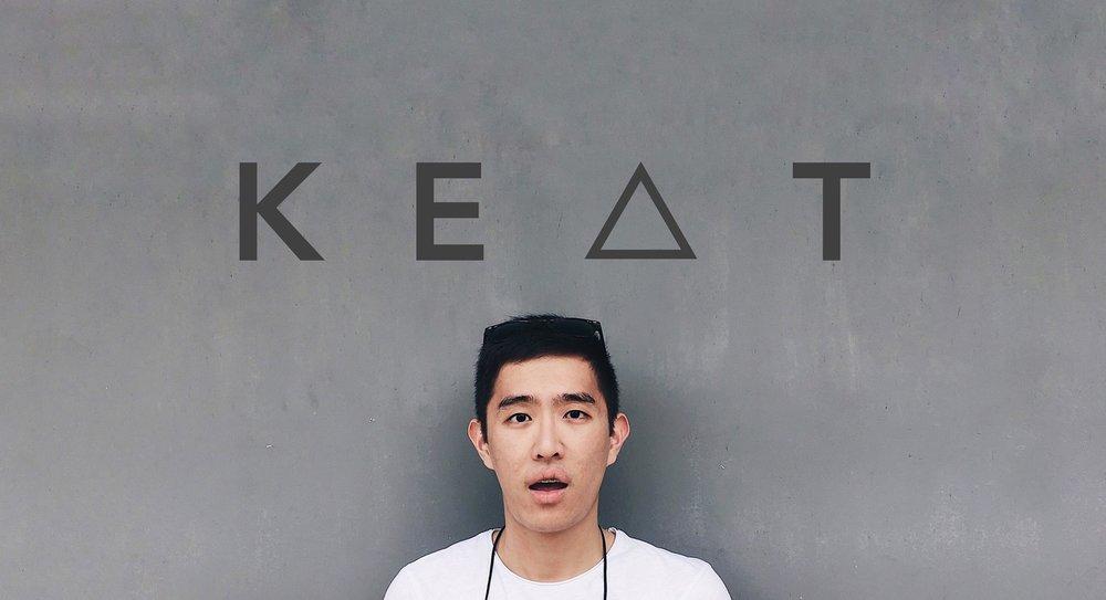 Above: Second year voice major Lim Jingjie AKA 'KEAT'