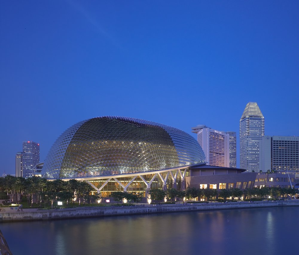 Photo courtesy of Esplanade – Theatres on the Bay