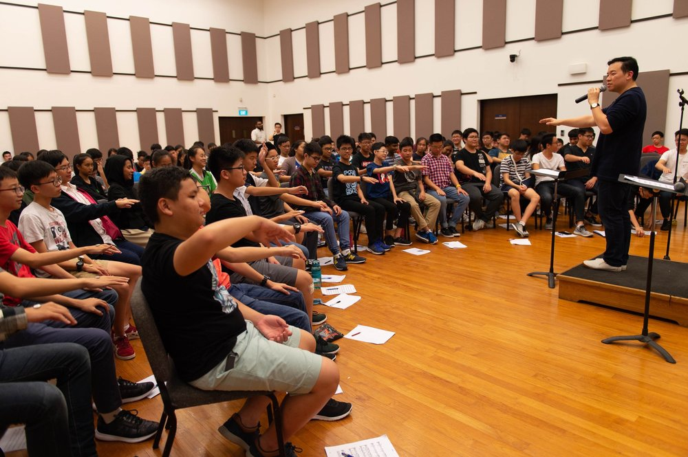 YST was host to the Singapore Band Clinic, an initiative by the Band Directors' Association of Singapore. It was led by faculty member Adrian Chiang and featured an array of events presented by leading exponents of wind music education, from Singapore and beyond.
