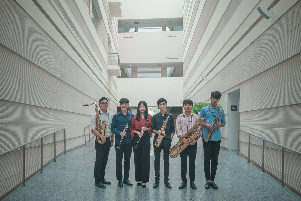 YST's institutional collaborators included partners from the Southeast Asia region; students from the Mahidol University (College of Music) were invited to perform alongside the YST Wind Consort.