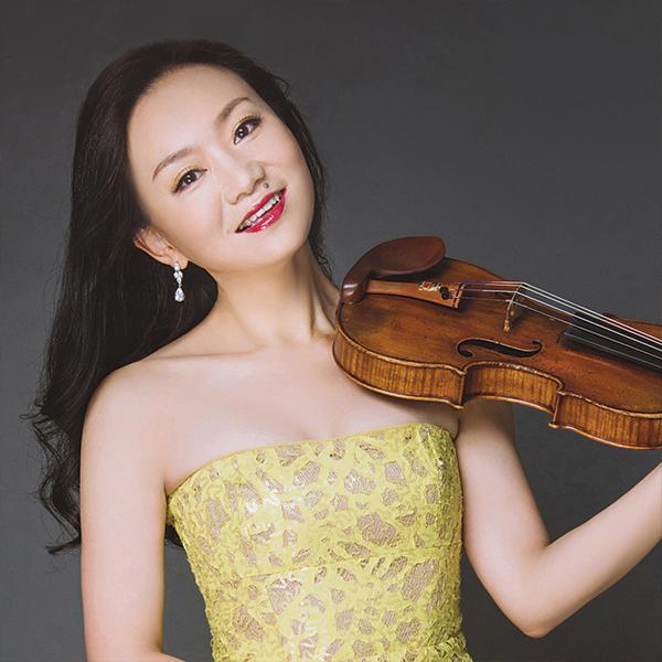 QIAN ZHOU,  violin