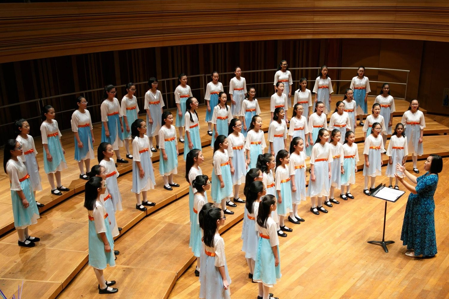 Singapore International Choral Festival 2019 — YST CONSERVATORY