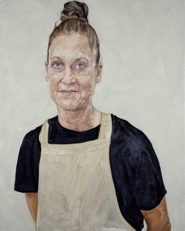 Portrait of Lynda