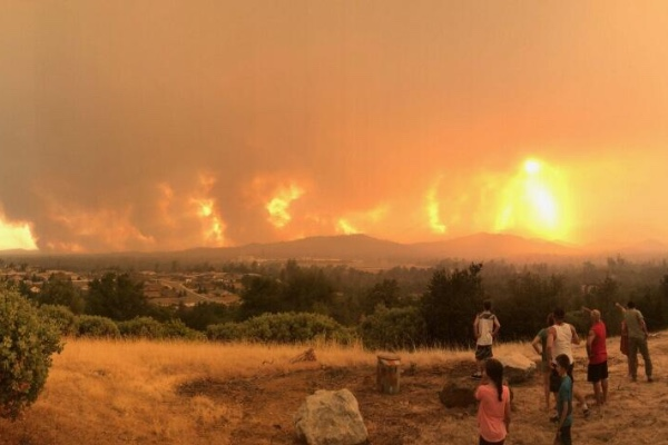 Griffiths Family - Gofundme: Carr Fire - Griffiths Family
